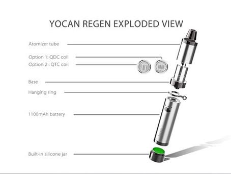 Yocan Regen Advanced Concentrate Vaporizer