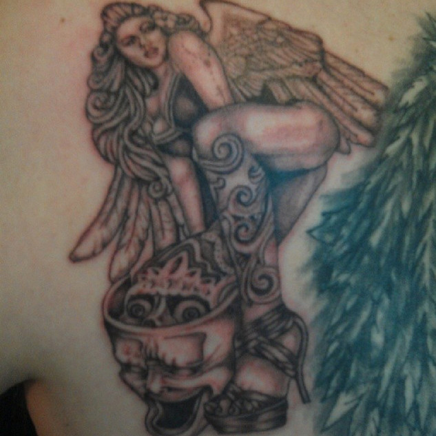 Tattoo by Damion