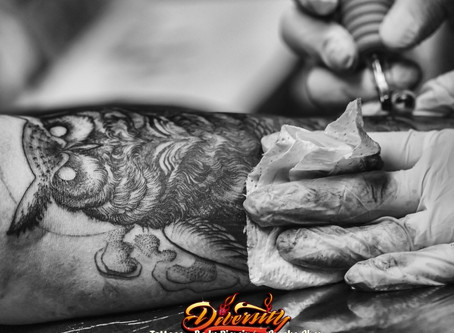 Tips for choosing your first Tattoo