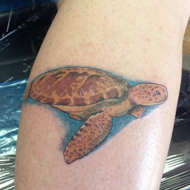 Tattoo by Seth