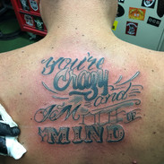 Tattoo by Tommy