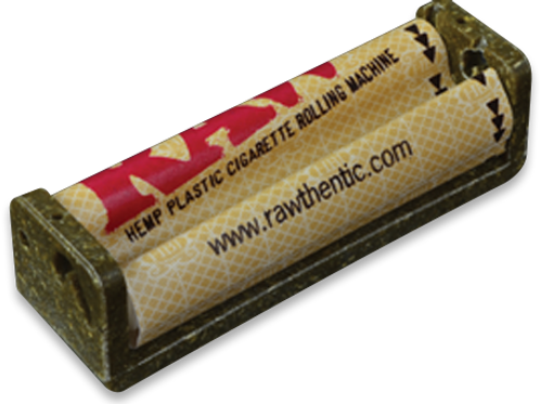 RAW Hemp Plastic Roller