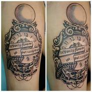 Tattoo by Stitch