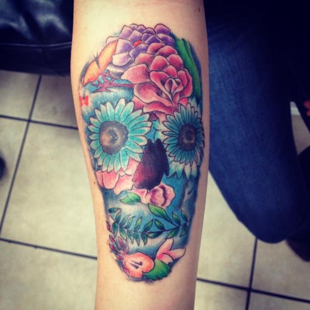 Tattoo by Tank