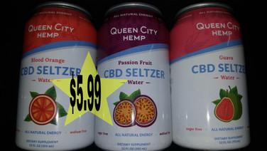 CBD Seltzer