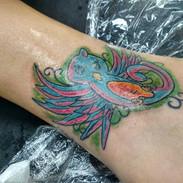 Tattoo by Jason