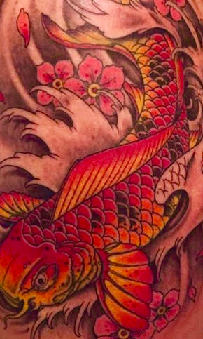 Tattoo by Charlie