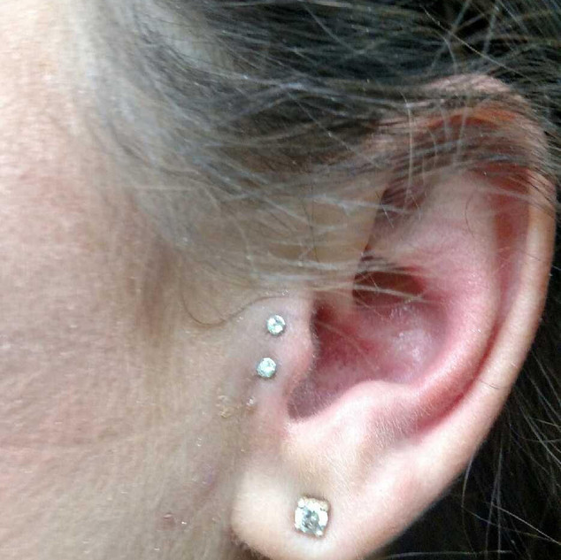 Piercing by Jason