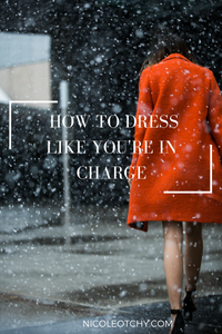 How To Dress When You're A Lady Boss