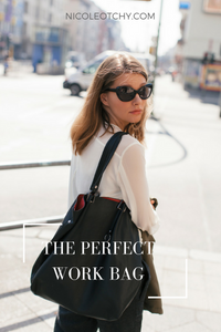 NicoleOtchy.com The perfect work bag