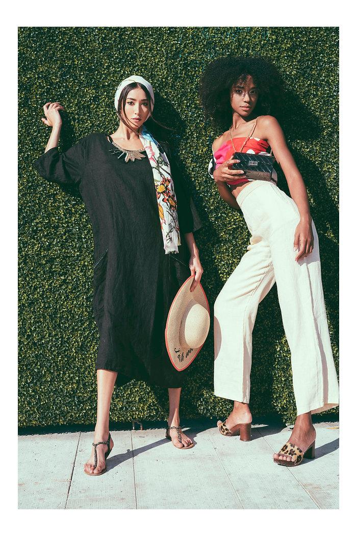 Abbigliamento moda ss 2021 creato da ayfee.