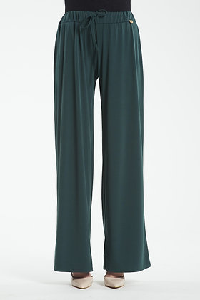 PANTALONE PALAZZO CON COULISSE