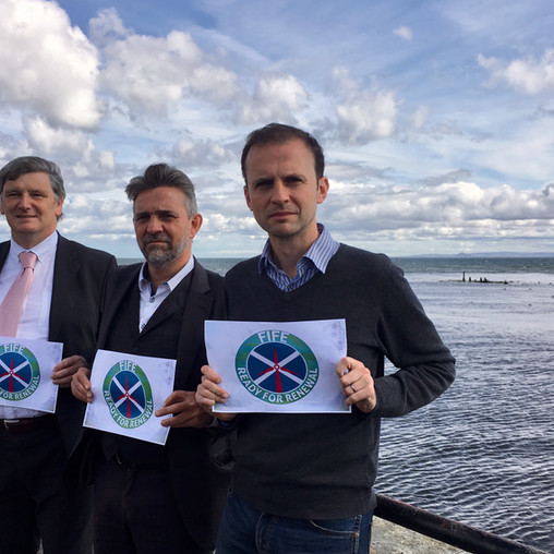 FIFE SNP MPS BACK READY FOR RENEWAL CAMPAIGN