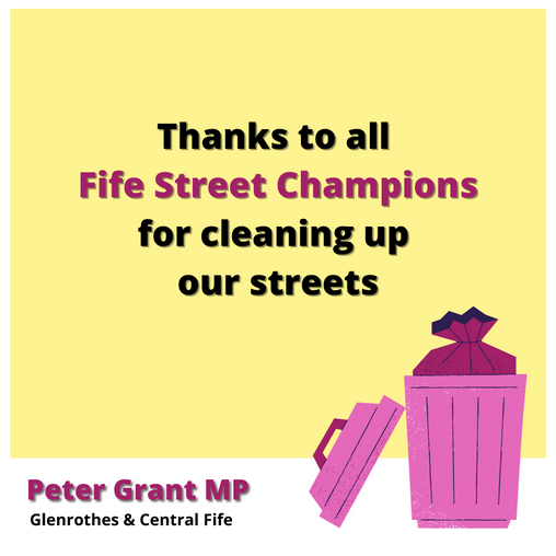 CHAMPIONING LOCAL LITTER PICKERS