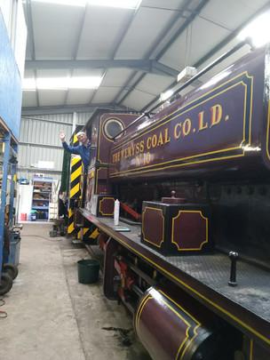 Fife Heritage Railway
