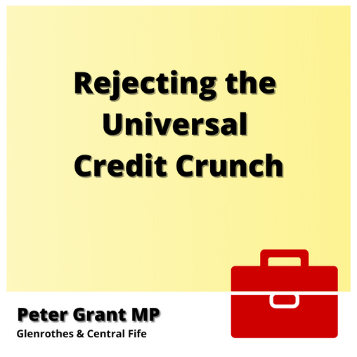 CONCERNS ABOUT IMPACT OF UNIVERSAL CREDIT CUTS