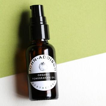 Pomegranate Oil | John Addison Organic.j
