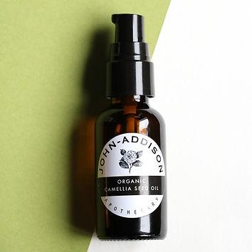Camellia Seed Oil _ John Addison Organic