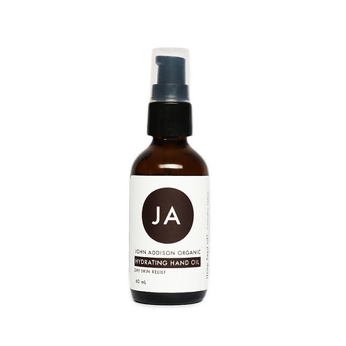 Organic Hydrating Hand Oil