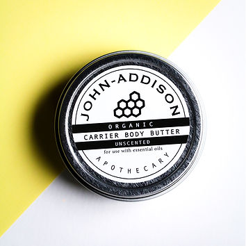 Carrier Butter John Addison Apothecary 2
