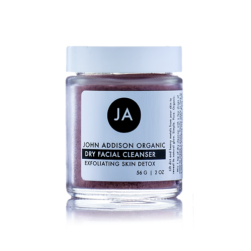 Dry Facial Cleanser