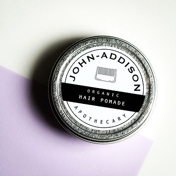 Hair Pomade | John Addison Organic.jpg