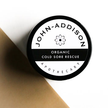 Cold Sore Rescue _ John Addison Organic.