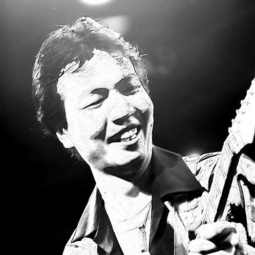 アーリー古川もとあき@VOYAGER PERFECT LIVE 1989