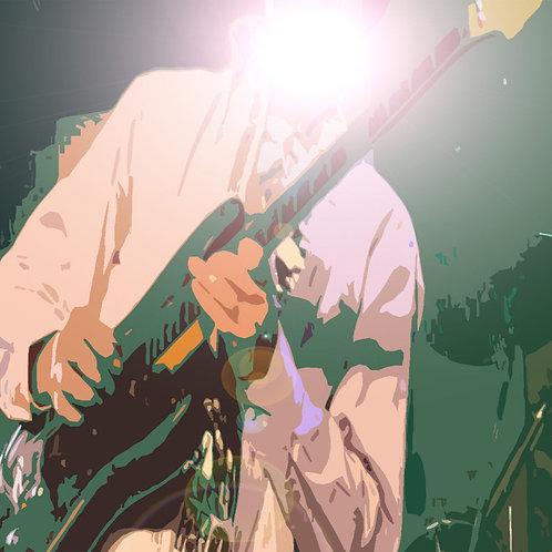 THE ROCK GUITAR 2 -ロックミュージック集-