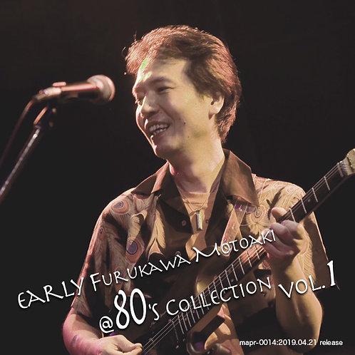 アーリー古川もとあき@80's Collection vol.1