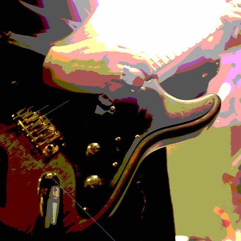 THE ROCK GUITAR -ロックミュージック集-
