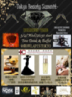0304Tokyo Beauty Summit with DIAMOND TIM