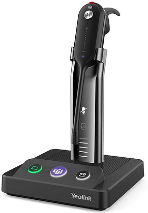 Yealink WH63 Wireless Telephone Headset Teams Certified for Office IP VoIP Phon