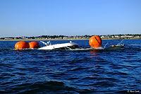 travaux maritimes fluviaux, scaphandrier plongeur la baule