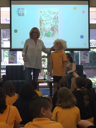 Middles Meet Authors @ Northcote Library