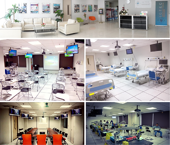 ICTEC, Indonesian Clinical Training and Education Center