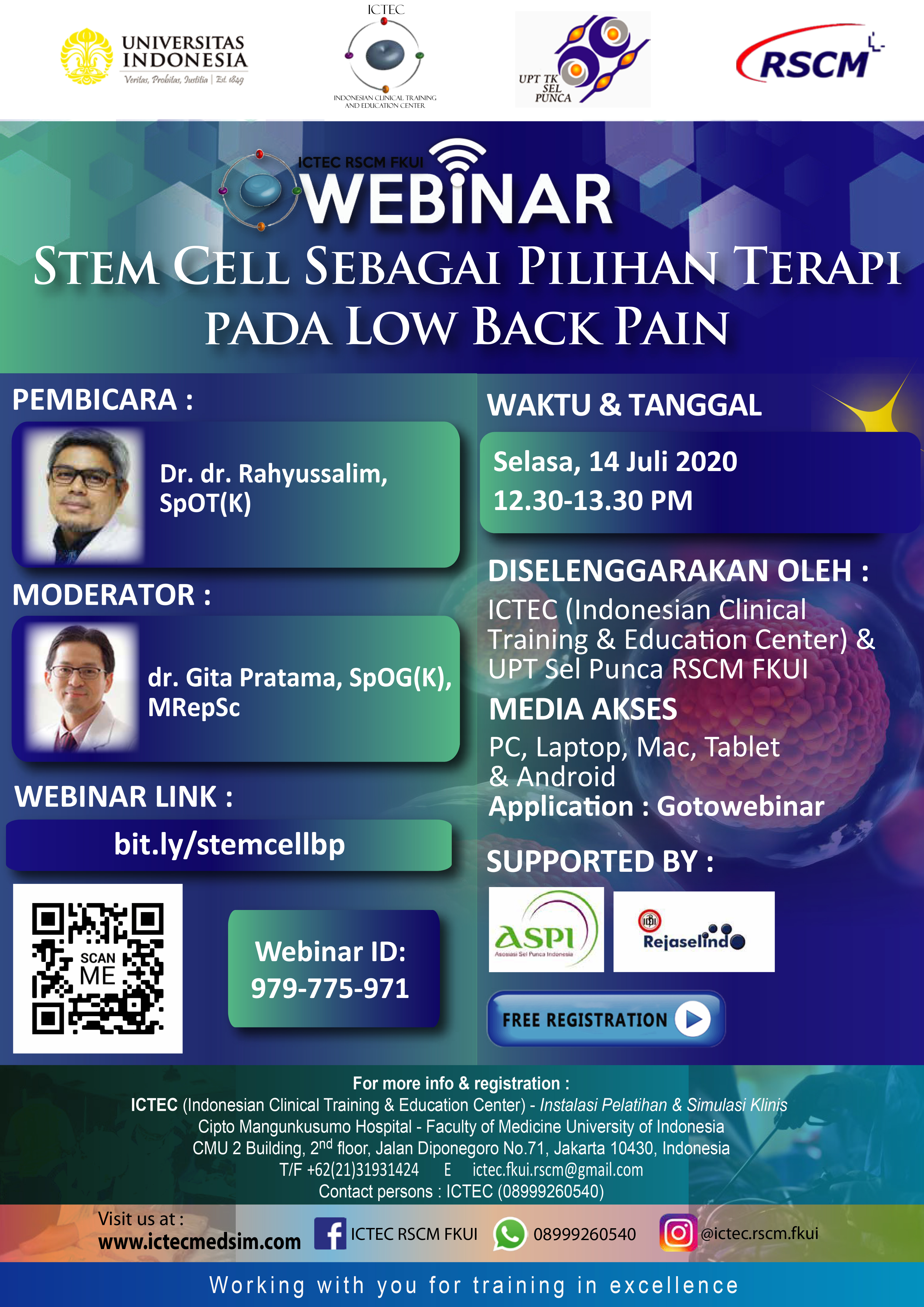 WEBINAR STEM CELLS LBP