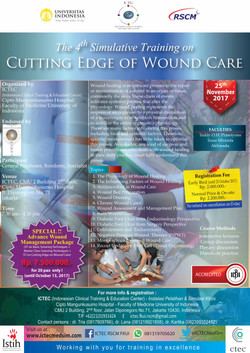 Cutting Edge of Wound Care