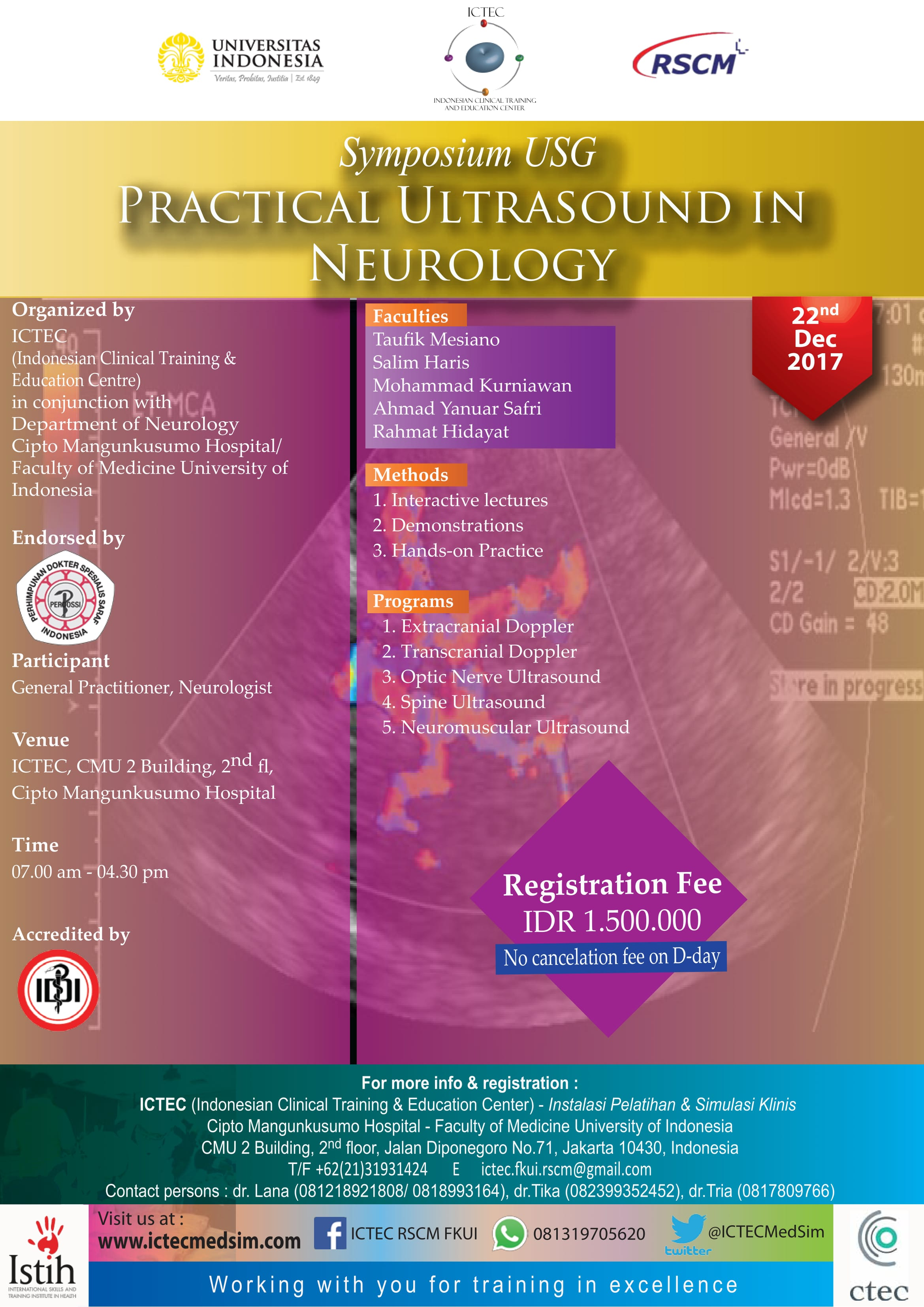 Flyer Dec 22 Symposium USG Practical Ultrasound in Neurology-1