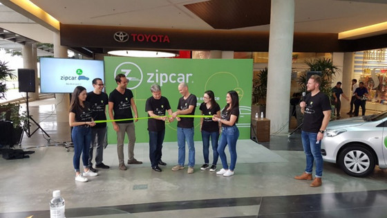 ZipCar Car-Sharing Launches in Costa Rica, Powered by Rent Centric