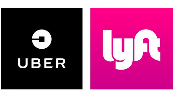 How popular are Uber and Lyft?
