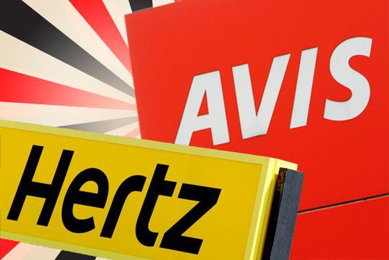 Hertz and Avis Double Down on Ridehailing Strategy