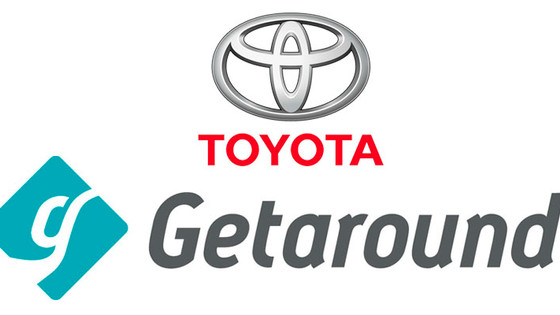 Toyota Motor Corporation and Softbank Invests in Getaround