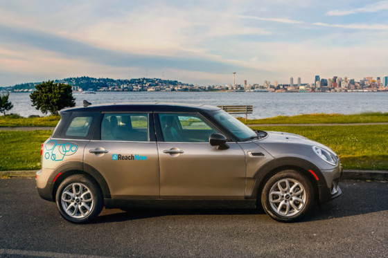 BMW's ReachNow car-sharing service hits 40K members as it eyes self-driving car technology