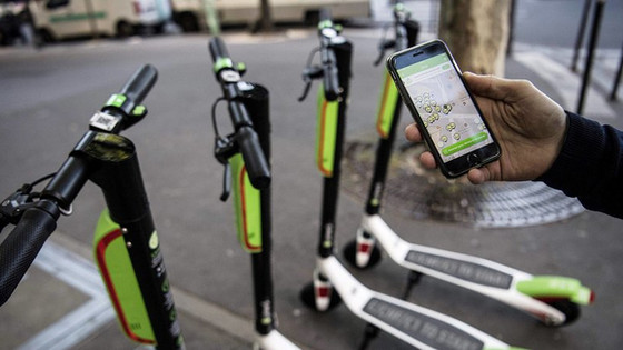 """Bike and Scooter-Share Company """"LIME"""" had 6 Million Rides 1st Year"""