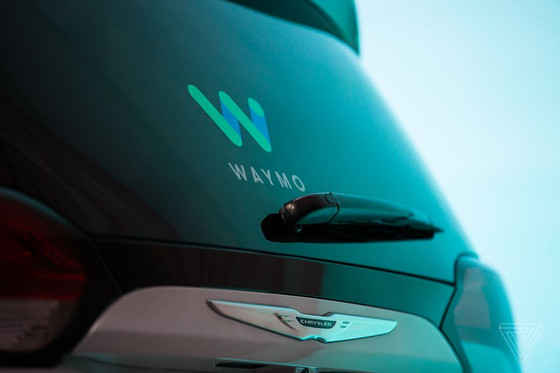 Waymo's self-driving minivans are now offering rides to real people in Arizona