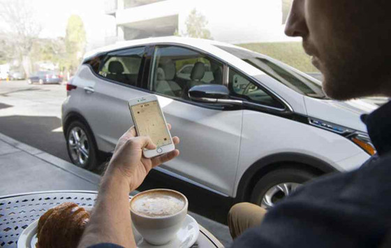 Car-sharing part of road map for the future says GM CEO Mary Barra