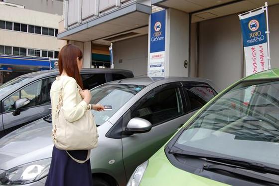 NTT Docomo readies car-sharing app for Japan