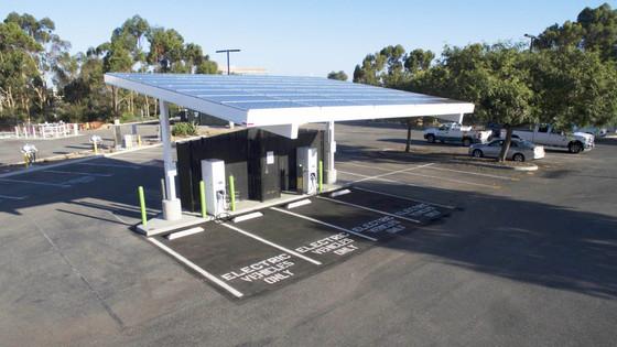 Chevron starts deploying EV charging stations at its gas stations