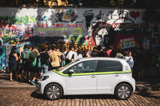 GreenGO to Launch E-CarSharing in Prague